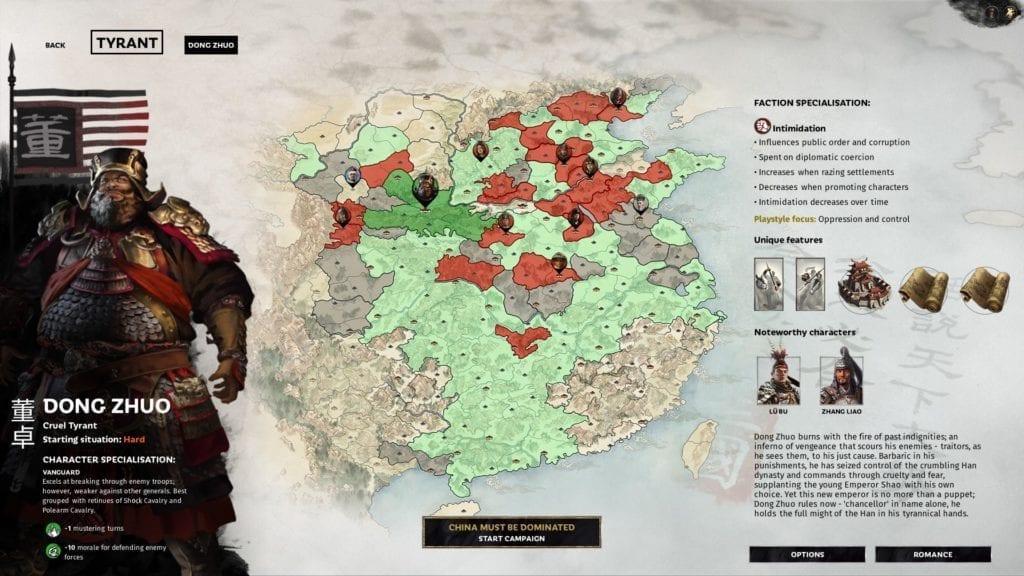 Total War: Three Kingdoms Guide - Dong Zhuo and Lu Bu | PC Invasion