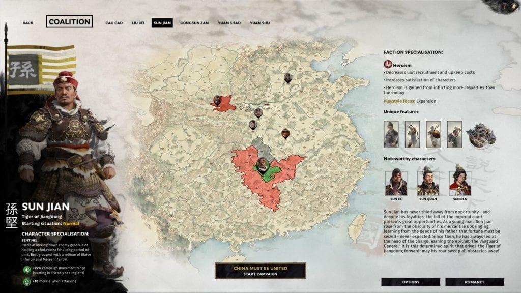 Total War: Three Kingdoms Guide - Sun Jian's Easy Mode | PC Invasion
