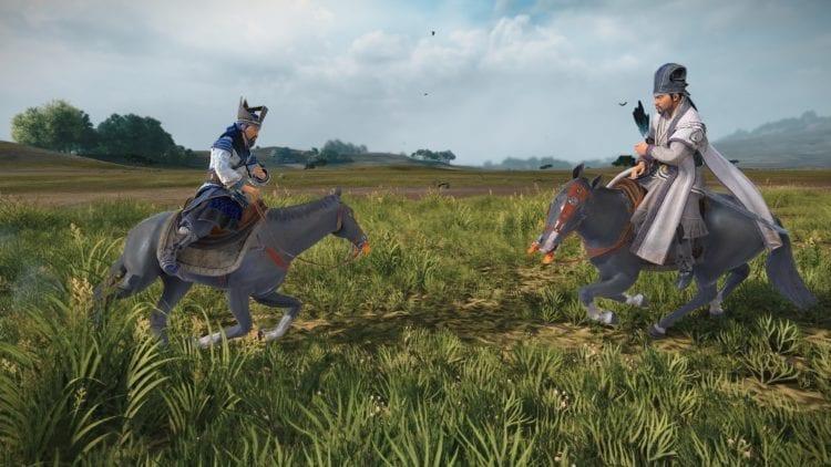 Total War Three Kingdoms Liu Bei Guide Zhuge Liang Sima Yi