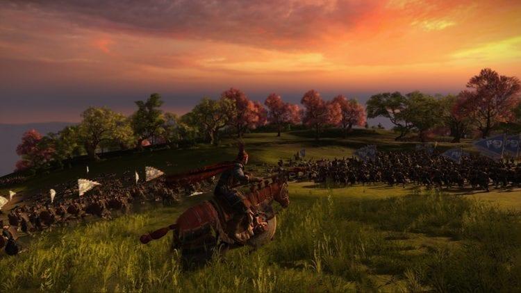 Total War Three Kingdoms Technical Review Lu Bu