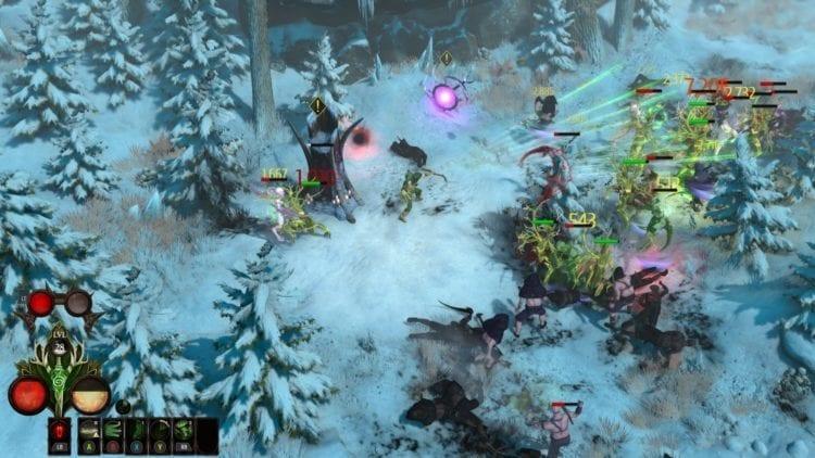 Warhammer Chaosbane Review Archer Skills