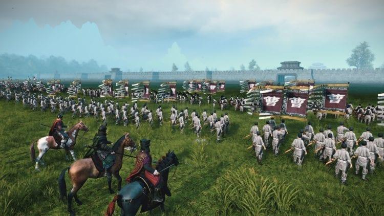 Wei Army Siege