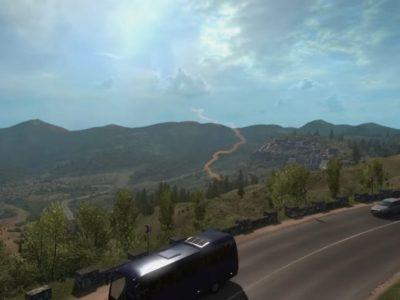 Euro Truck Simulator 2 Road To The Black Sea Dlc