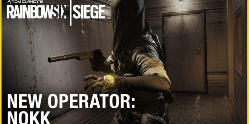 Nøkk Nøkk – Rainbow Six Siege's Newest Year 4 Operator
