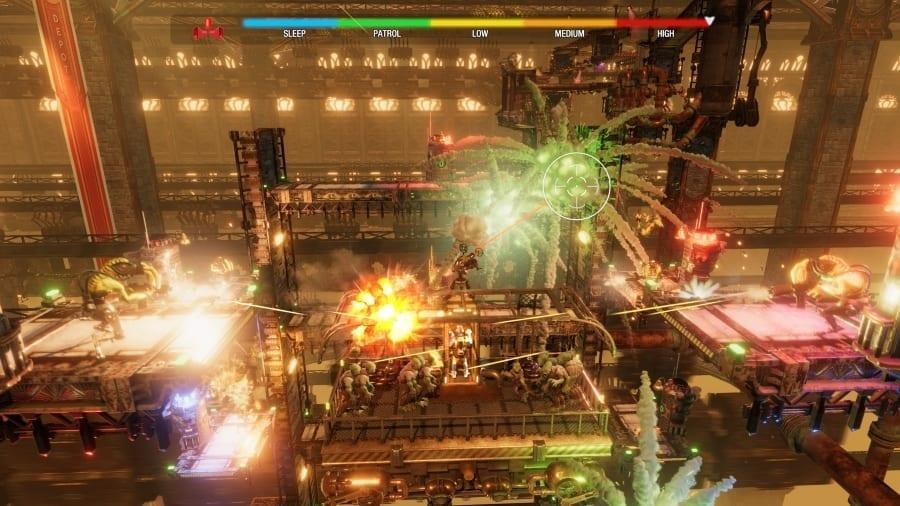 Oddworld Soulstorm epic games store