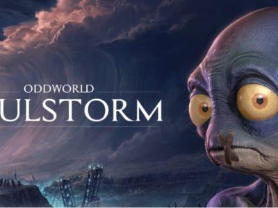 Oddworld Soulstorm