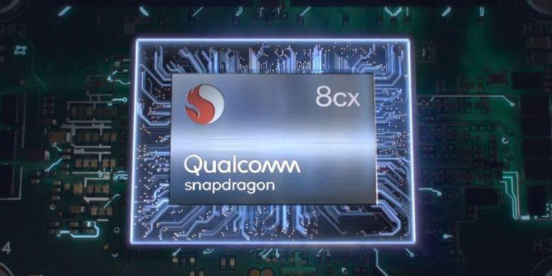 Qualcomm Snapdragon 8cx Feat