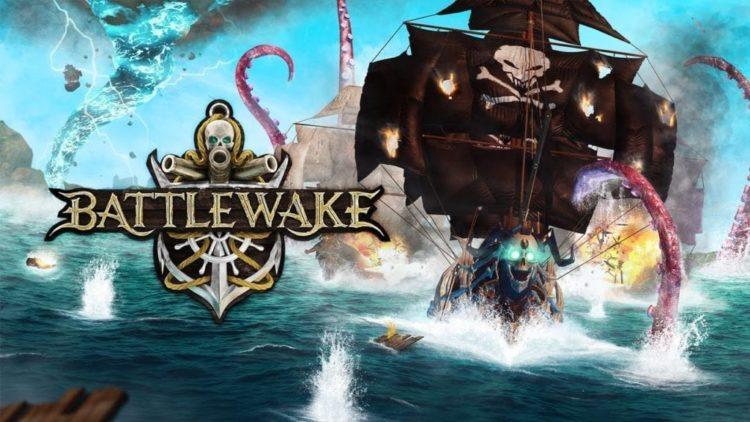 Survios' Battlewake Bringing Pirate High Seas Combat to VR