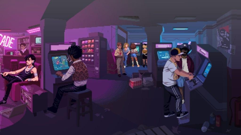 198x Arcade Cabinets