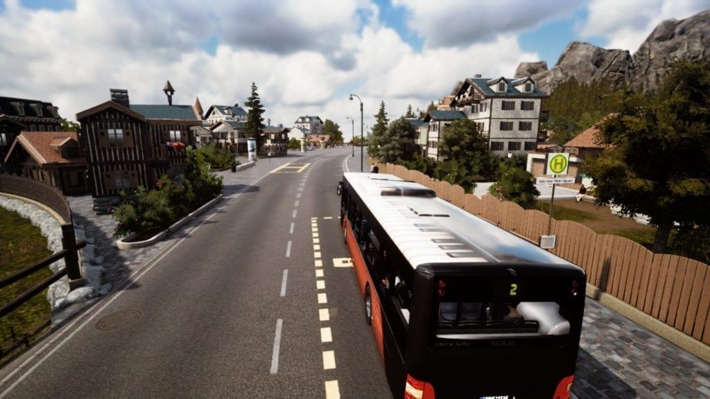 Bus Simulator 18 Pc Map Expansion Sonnstein 1