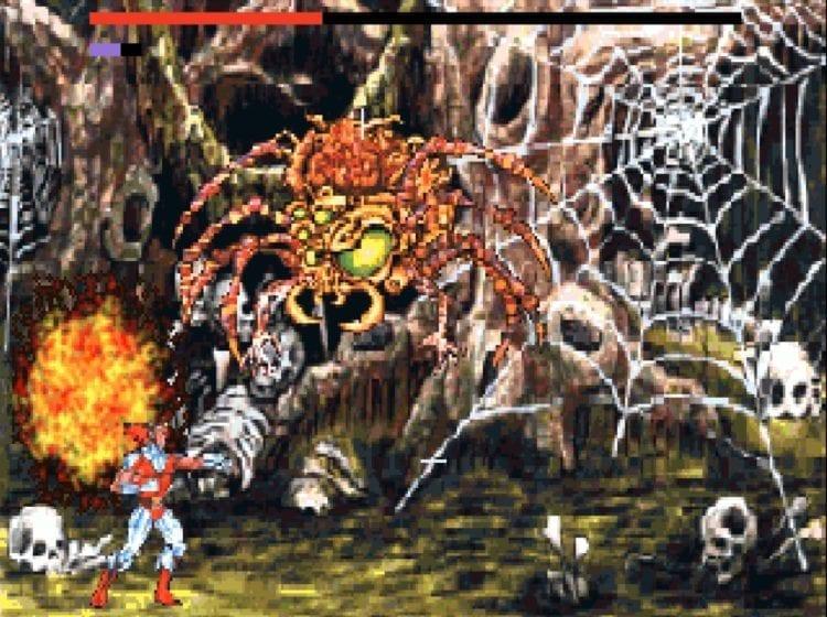 Cybergenic Ranger Spider
