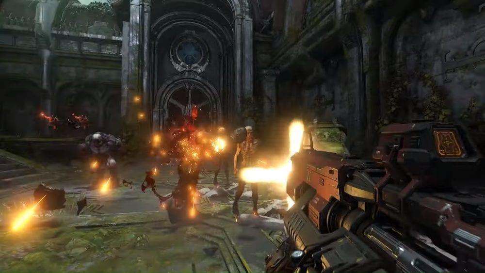 Doom Eternal – Official E3 Story Trailer 1 8 Screenshot