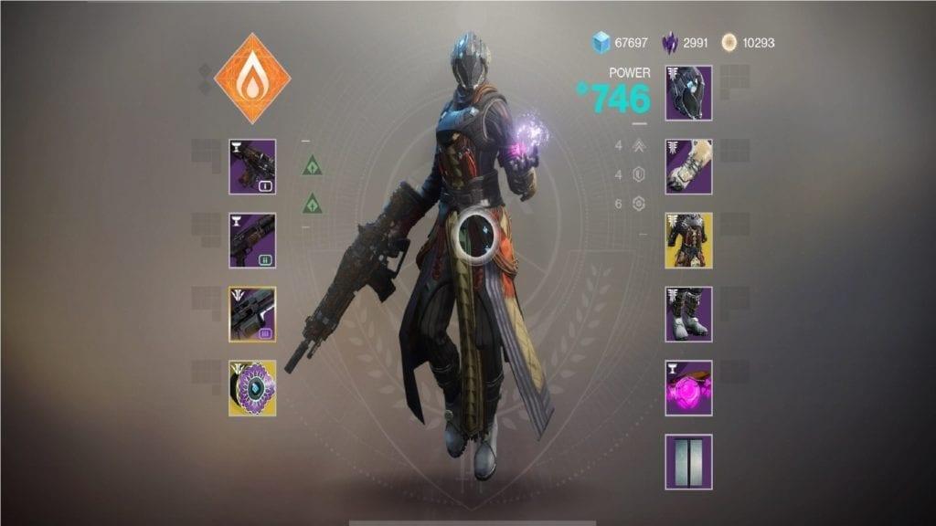 Third class destiny