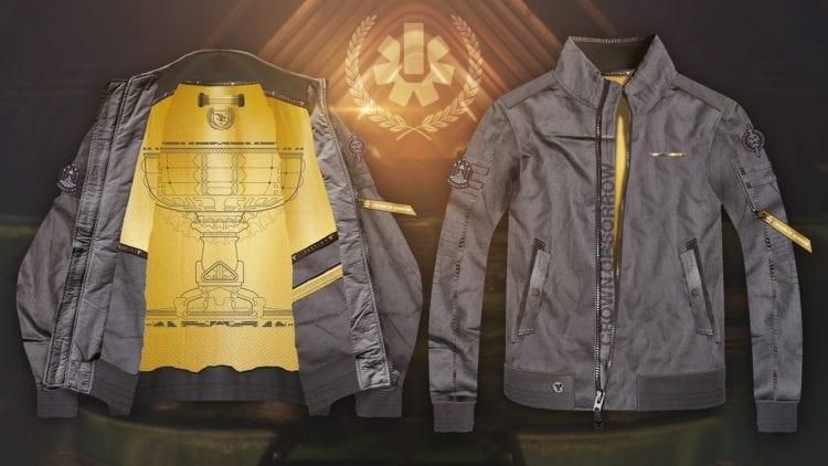 Destiny 2 Penumbra Season Of Opulence Menagerie Crown Of Sorrow Raid Jacket