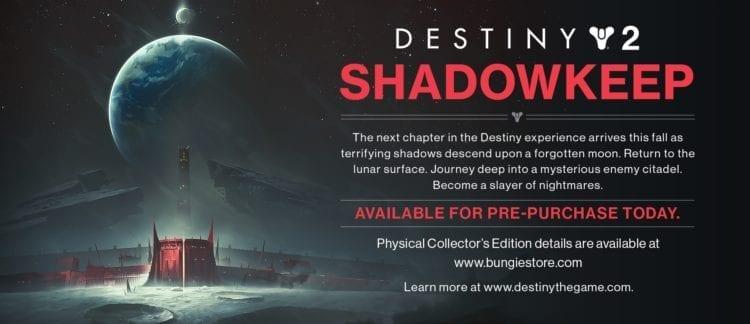 Destiny 2: Shadowkeep bad juju