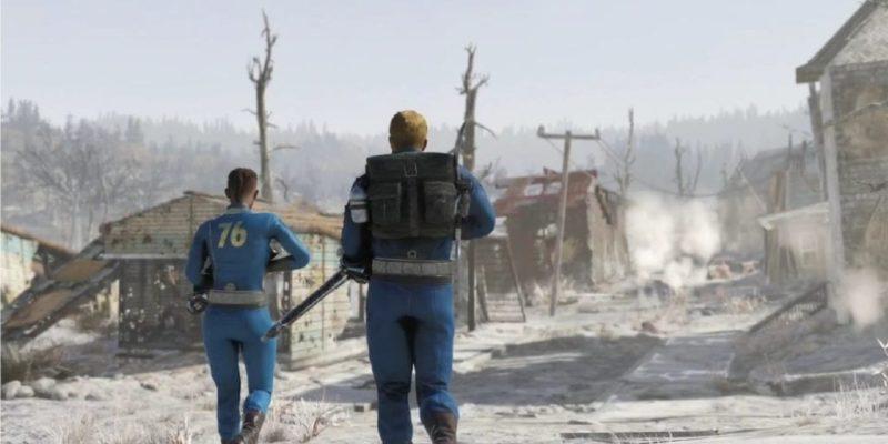 Fallout 76 E3 2019 Wastelanders Update