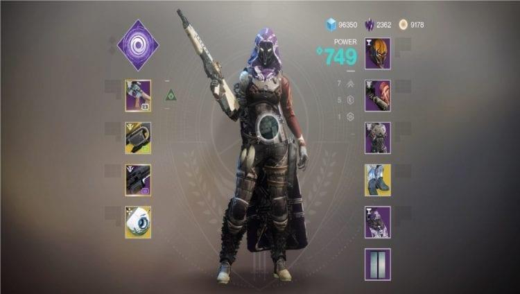 Hunter 750 Power Level Guide