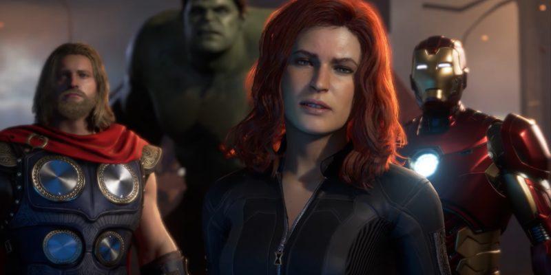 Marvel's Avengers live stream june war table