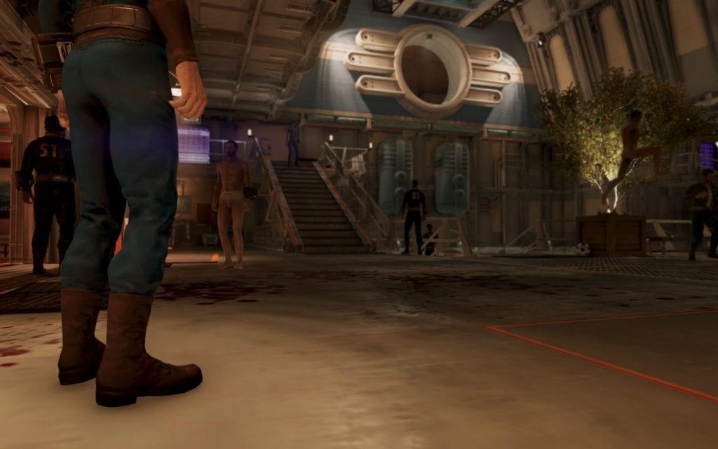 Fallout Vault 51