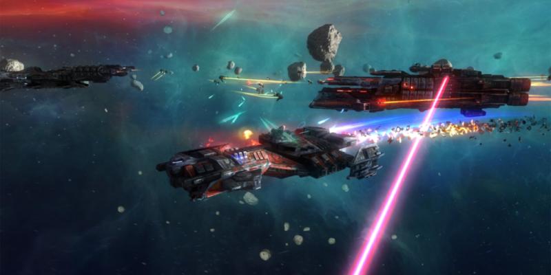 Rebel Galaxy Free Epic Games Store