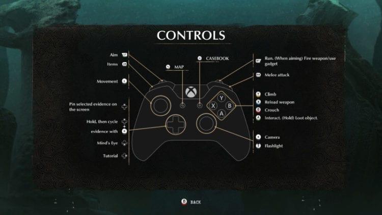Settings Controller