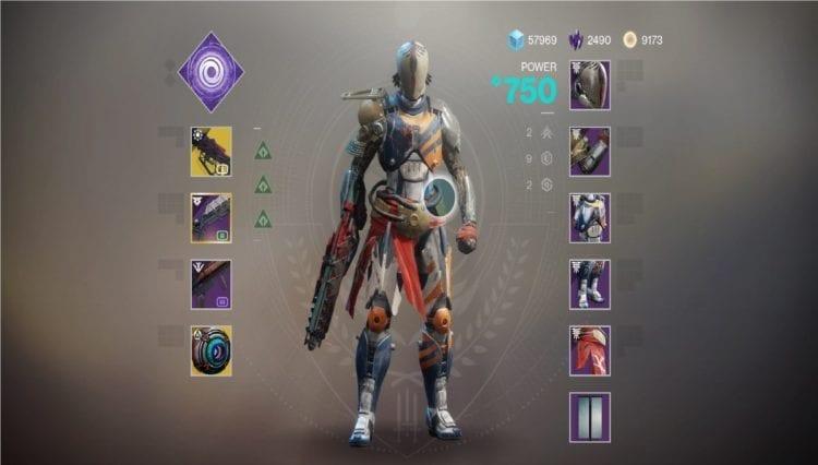 Titan 750 Power Level Guide