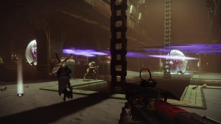 Destiny 2 Penumbra Season of Opulence guide - The Menagerie - The Riposte