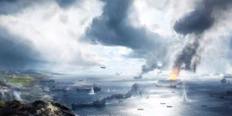 Battlefield 5 Electronic Arts Showcase E3 2019 Pacific Theater