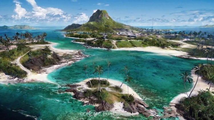 Battlefield 5 Electronic Arts Showcase E3 2019 Pacific Theater Iwo Jima Map