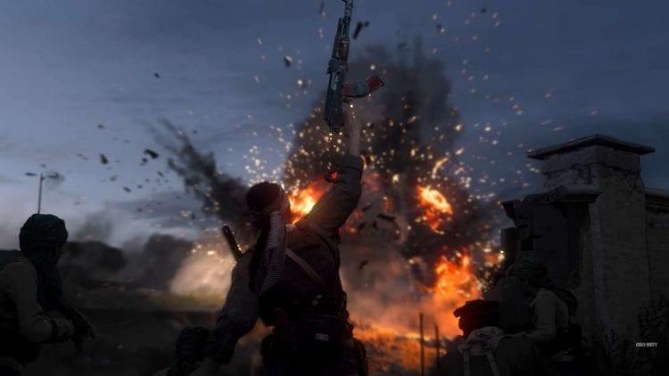 Call Of Duty Modern Warfare sledgehammer controversy