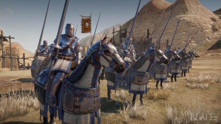 Conquerors Blade Medieval Warfare Mmo Open Beta 1