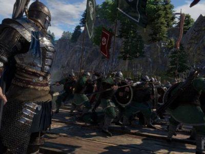 Conquerors Blade Medieval Warfare Mmo Open Beta 2
