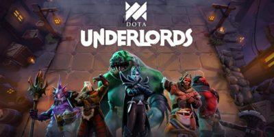 Dota Underlords Logo