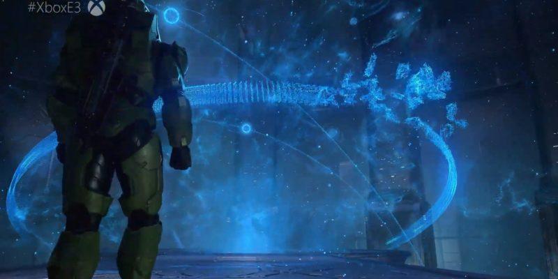 Halo Infinite E3 2019 Cartographer