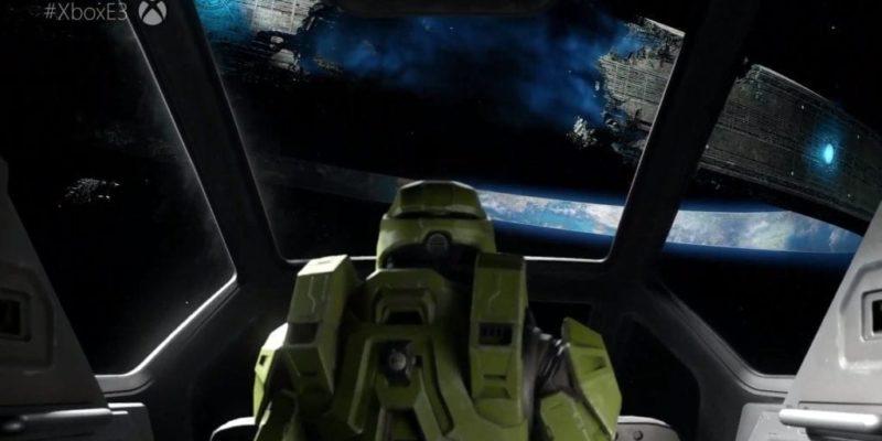 Halo Infinite E3 2019 Launch