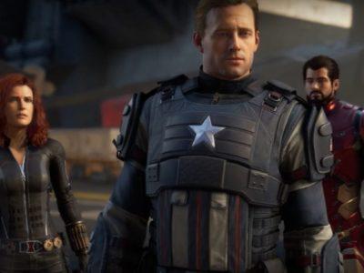 Marvels Avengers E3 Demo Footage Leaked Online