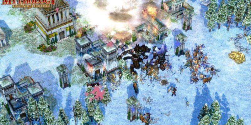 Microsoft Age Of Mythology Not Forgotten Not Priority 2