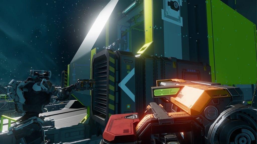 Starbase gameplay