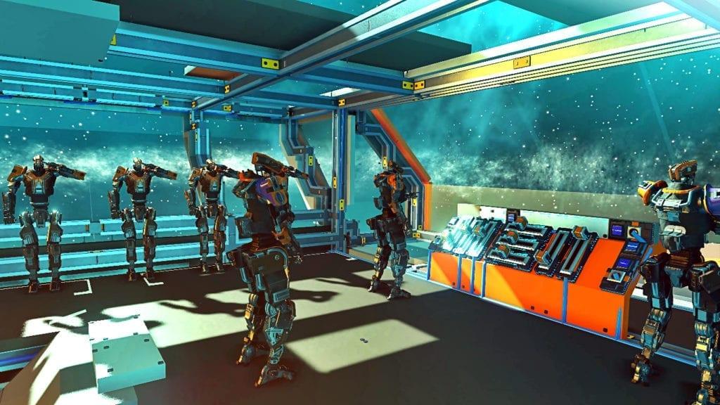 Frozenbyte's Starbase