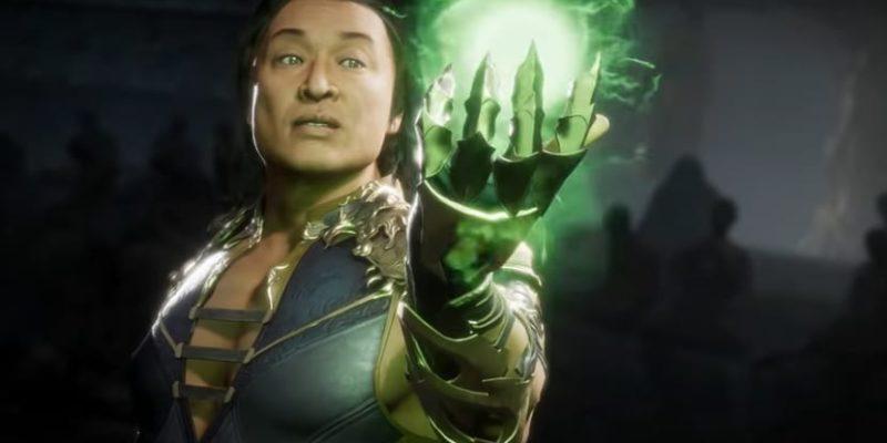 Shang Tsung Mortal Kombat 11