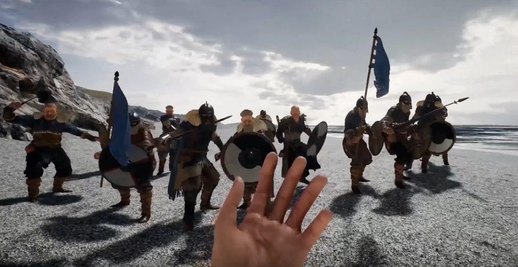Valhall siege mode