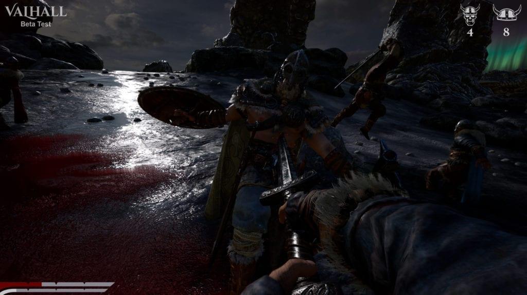 Valhall warfare