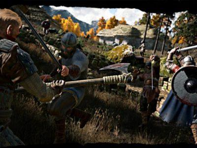 Valhall gameplay