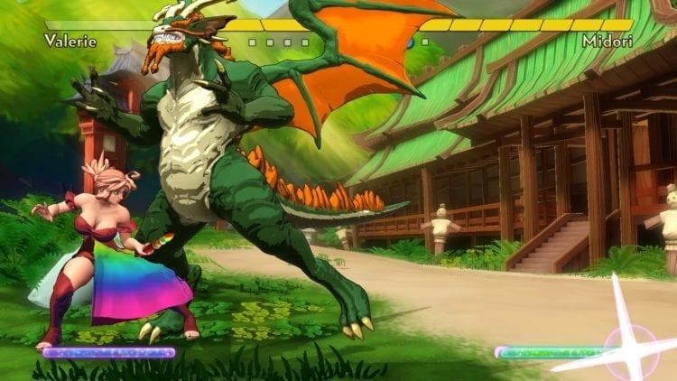 Fantasy Strike 4