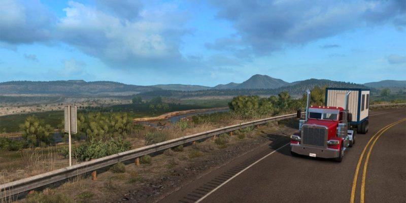 American Truck Simulator: Utah DLC coming soon