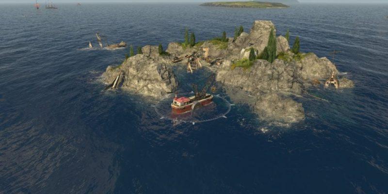 Anno 1800 Sunken Treasures Dlc Forgotten Heroes Quest Ajax