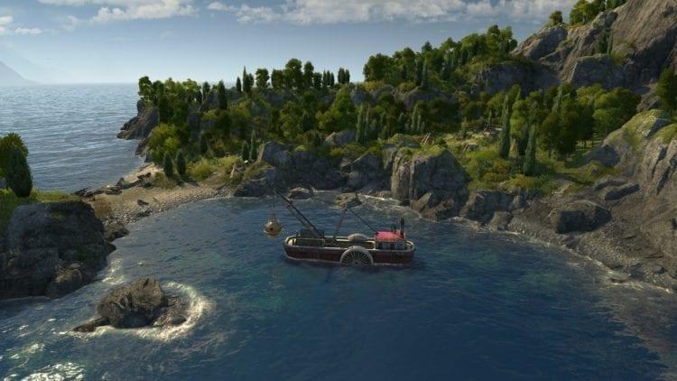 Anno 1800 Sunken Treasures Dlc Forgotten Heroes Quest Ajax Location