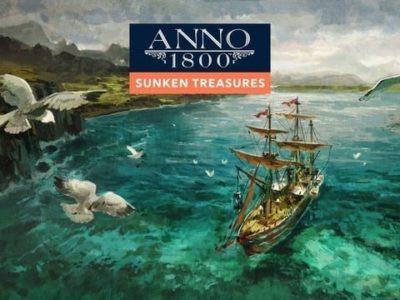 Anno 1800 Sunken Treasures DLC