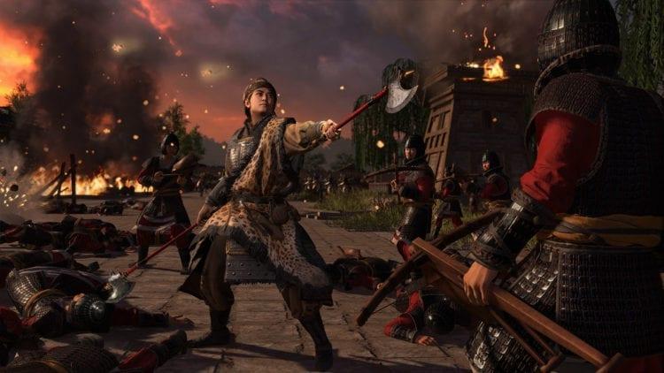 Total War Three Kingdoms Eight Princes Battle