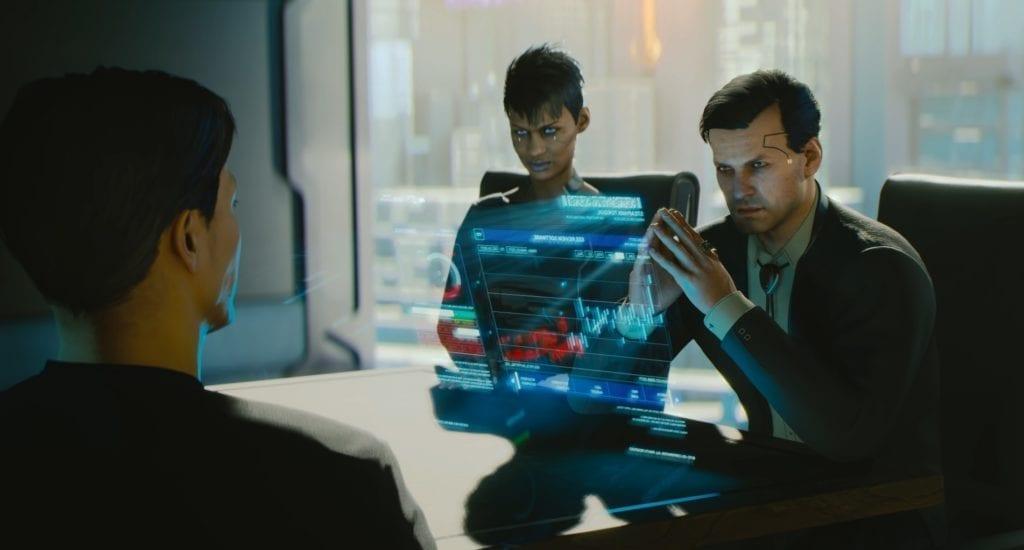 Cyberpunk 2077 Corpos